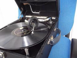 Parlophone Gramophone, Gramofon, Anglia, kb.1925