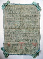 1901-es textil ABC