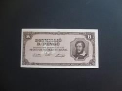 1 millió B.-pengő 1946
