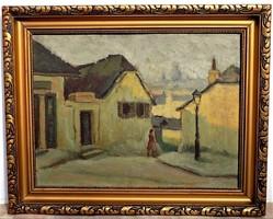 Guzsik Ödön ( 1902-1954) Tabán Eredeti garanciával