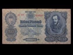 IGAZI RITKA 20 PENGŐS -. 1930-BÓL
