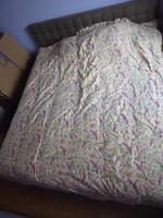 Gyönyörű szép virágmintás ágytakaró 0e57859740