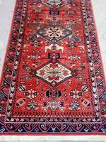 Gyönyörű perzsa szőnyeg 91x196-cm
