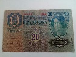 20 korona VF