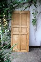 Antik fenyő ajtó, ajtólap
