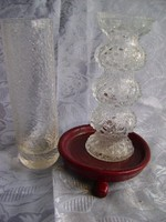 2 db art deco skandináv váza