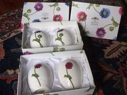 Angol fűszerszóró+díszdoboza márkás angol porcelán ajándékba is