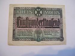 500000 Márka 1923.