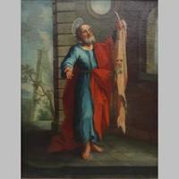 18.sz-i Észak-olasz festő: Szent Bertalan