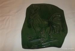 Rusoi karcagi kerámia falikép