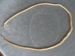 Különlegesen hosszú gold filled nyaklánc eladó