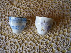 Bavaria porcelán mokkás csészék
