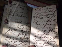 UNIKÁLIS! Bucsánszky Alajos Imádságoskönyve. 1856. Pest.
