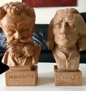 Eladó ERDEY Dezső szobrok