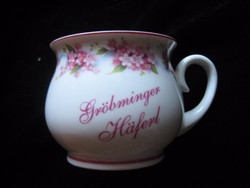 Jar of gröbminger haferd austrian cup