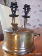 Optimus No 508 Petroleum föző, lámpa.