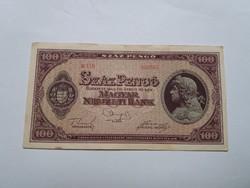100 Pengő 1945-ös   bankjegy!