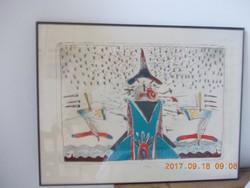 Borgó György: ÁLOM- 1989