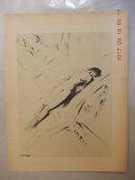 Ruzicskay György: Art deco akt