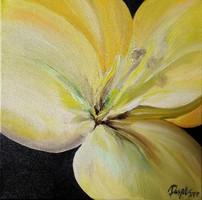 LILIOM - csodálatos eredeti olajfestmény a művésztől!