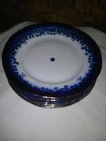 6 db Apulum porcelán süteményes tányér