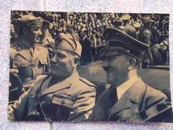 WW2,Hitler és Mussolini