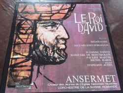 Arthur Honegger - Le Roi David