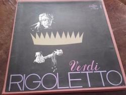 VERDI  RIGOLETTO - complete