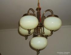 Molecz csillár lámpabúra 4 db eladó- 1 db 4500 ft
