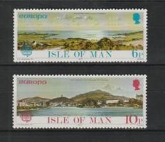 EUROPA-CEPT Isle of Man 1977 postatisztán (Kat.: 0,80 Euro) (172)