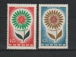 EUROPA-CEPT Monaco 1964 postatisztán (Kat.: 3 Euro) (173)