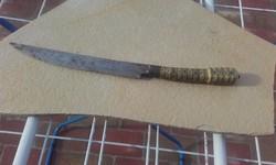 Balkáni kés,tőr 1800-as évek