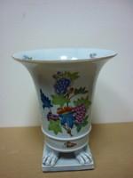 Antik- Herendi barokk Viktoria mintás váza