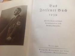 Adolf Hitler könyve 1940 berlini kiadás