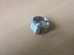 Ezüst gyűrű 8g 925