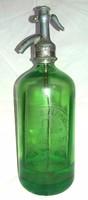 Radács Nándor szikvízgyára Szőreg szódásüveg 1literes