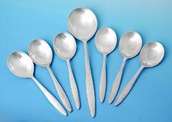 7 részes ezüstözött fagylaltos készlet - Elkington