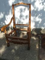 Fotel karos szék váz stabil