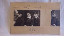 Bajcsy Zsilinszky Endre hagyaték , háborús fotó képeslap
