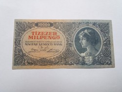 10000 Milpengő 1946-os   bankjegy!