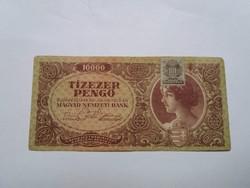 10000 Pengő 1945-ös   bankjegy!