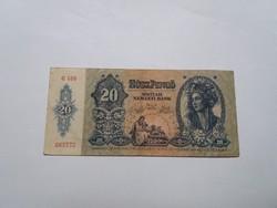 20 Pengő 1941-es   bankjegy!