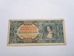 100 000 Milpengő 1946 !