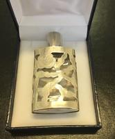 Ezüst parfümös üveg  amerikai hagyatékból