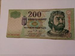 2005-ös 200 Forint R!