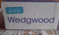 Wedgewood candy box bean.