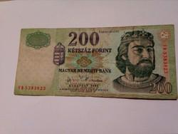 2004-es 200 Forint