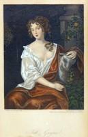 Sir Peter Lely (1618-1680) : Nell Gwynn