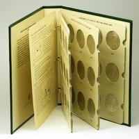 Amerikai Sas Ezüst Dollárok gyűjtői album