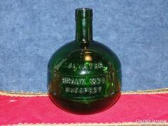 Braun likőrös üveg